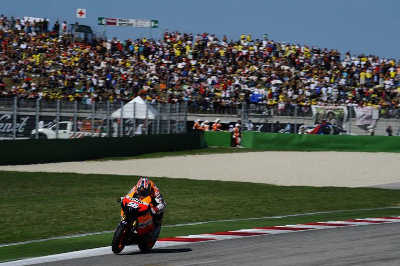 GP Misano MotoGP 2012. Galería de fotos