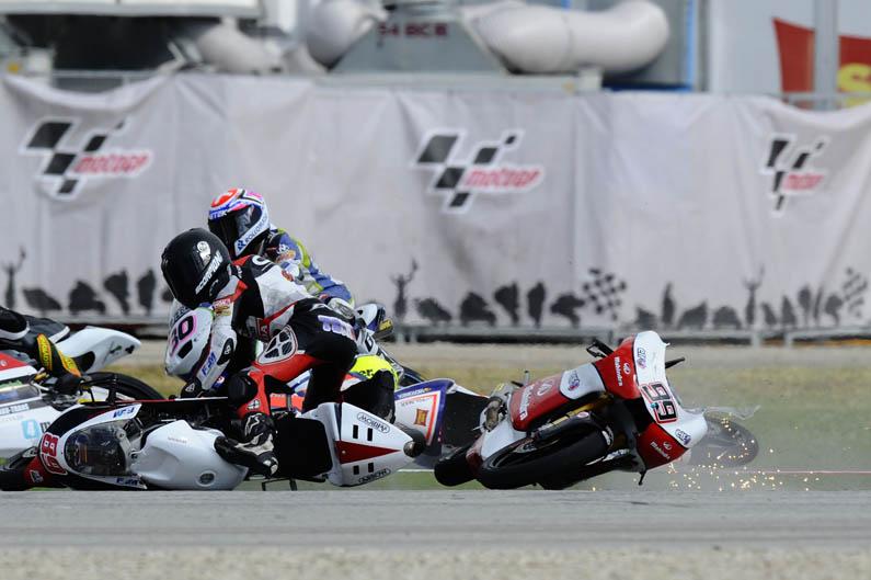 GP San Marino Moto3 2012