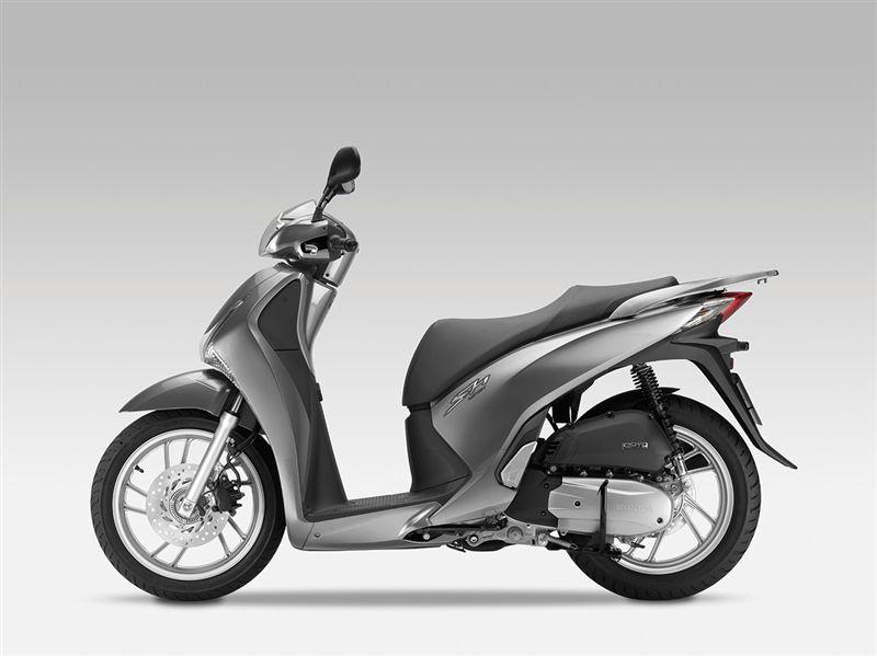 Honda SH125 Scoopy: las fotos