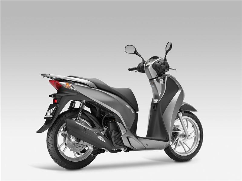 Honda SH125 Scoopy