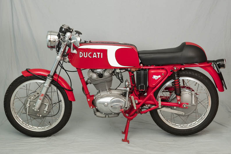 Ducati 24 Horas 1966 fotos