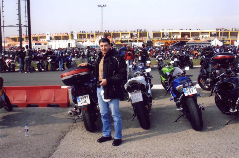 Objetivo 100000 km: Yamaha FJR1300