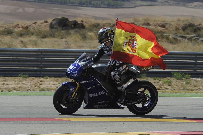 GP Aragón 2012. Galería de fotos