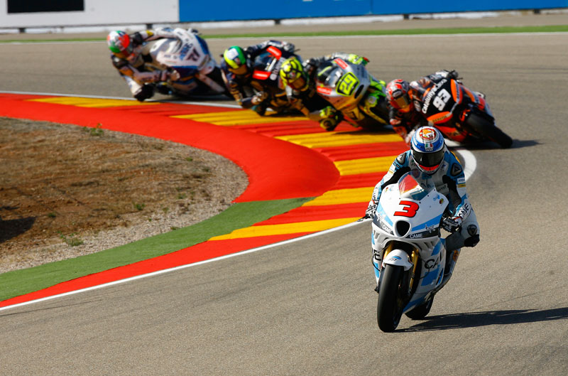 Gran Premio de MotorLand. Aragón. Moto2 2012