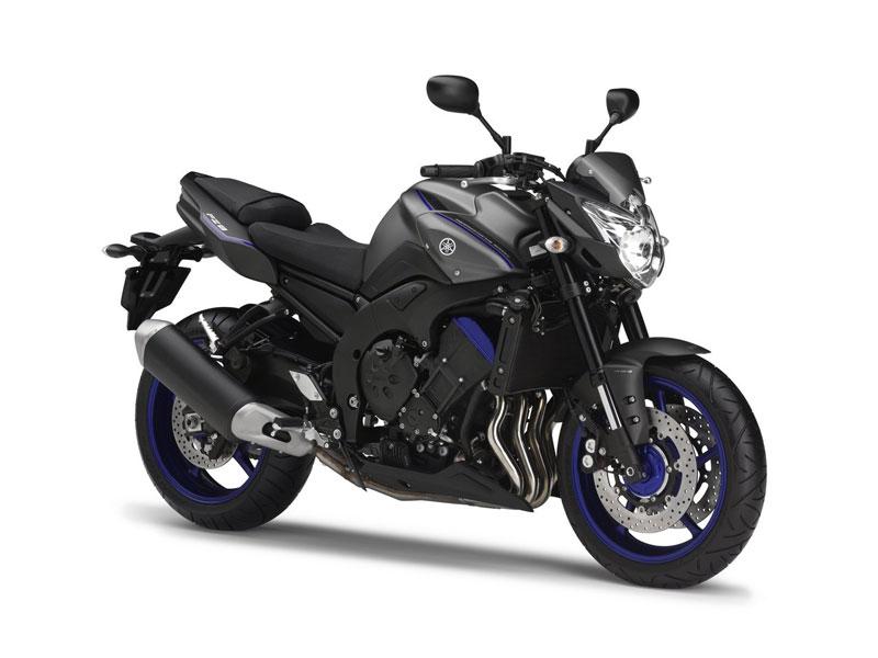 Nueva Yamaha FZ8 2013