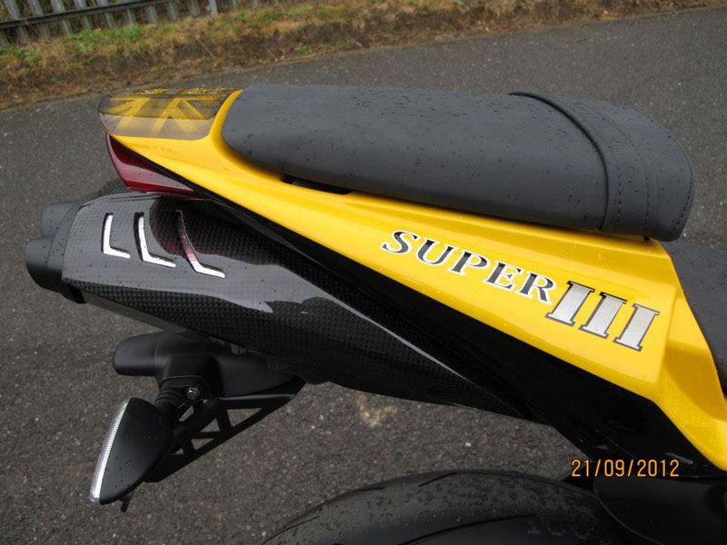 Triumph Daytona 675 Super III Limited Edition