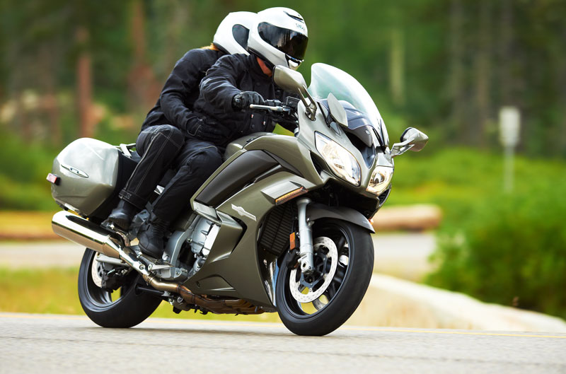 Yamaha FJR1300 2013. Galería de fotos