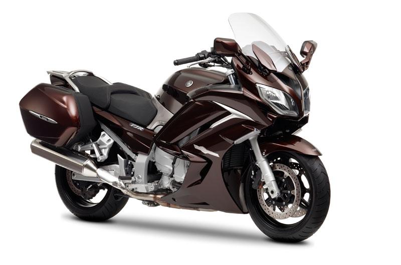 Yamaha FJR1300 2013