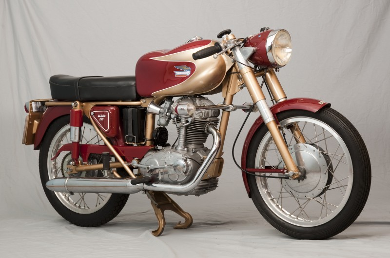 Classic Club: Ducati Elite 200 1960. Galería de fotos