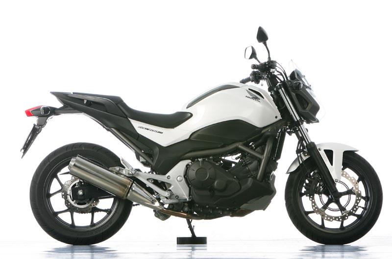 Honda NC700S C-ABS