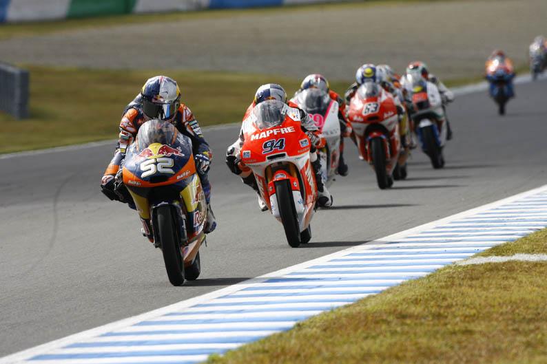 Galería de fotos de Moto3. GP de Japón 2012