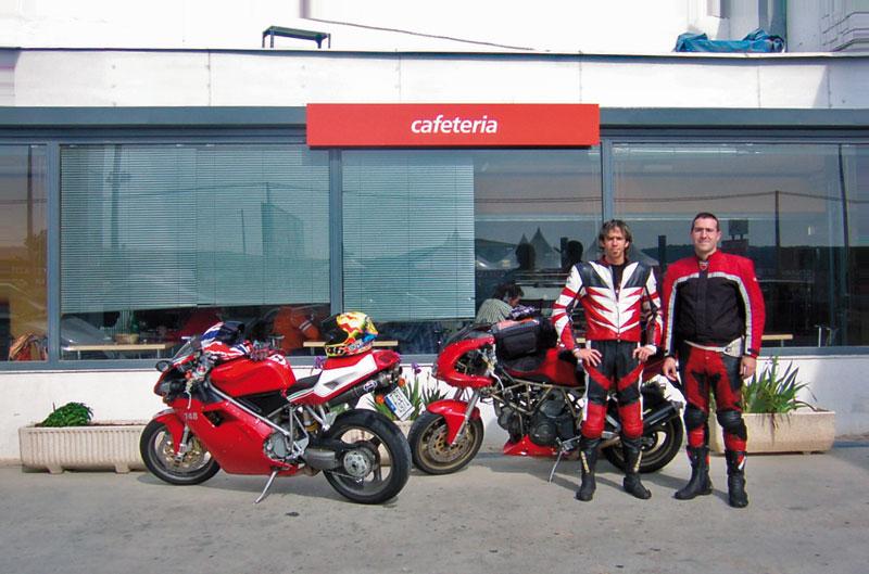 Objetivo 100.000: Ducati 748 E
