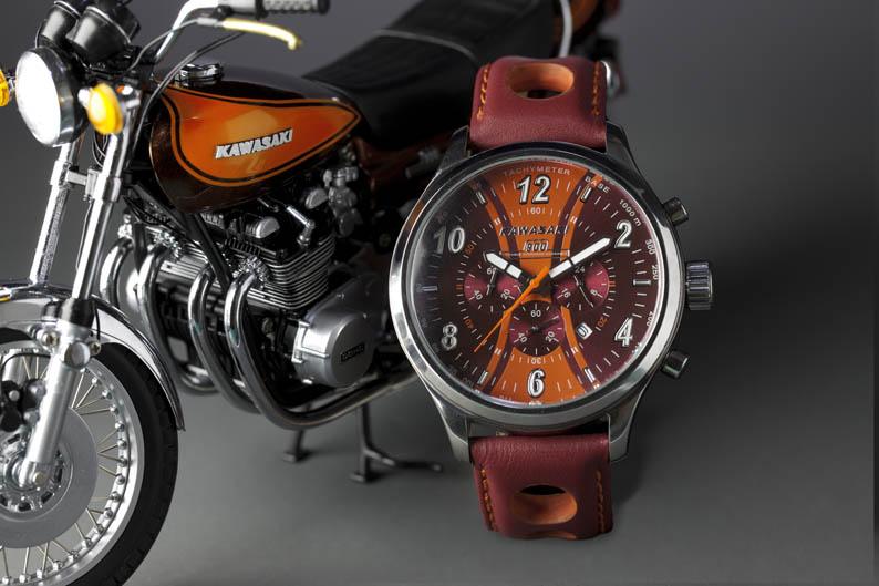 Reloj Kawasaki Z40