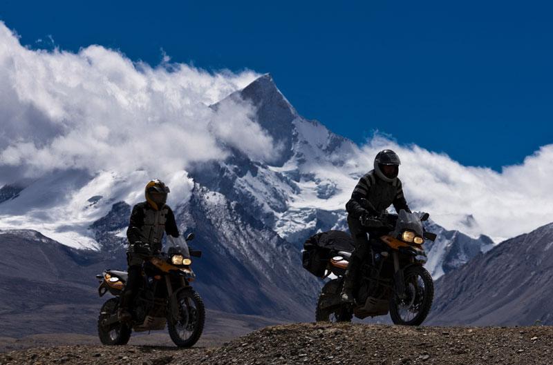 Aventura en el Tíbet