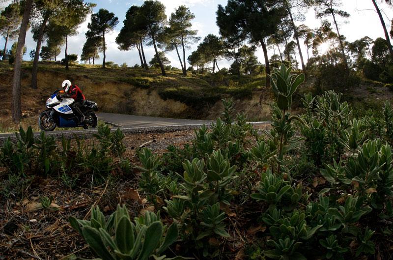 Ruta por Murcia en una BMW K 1300