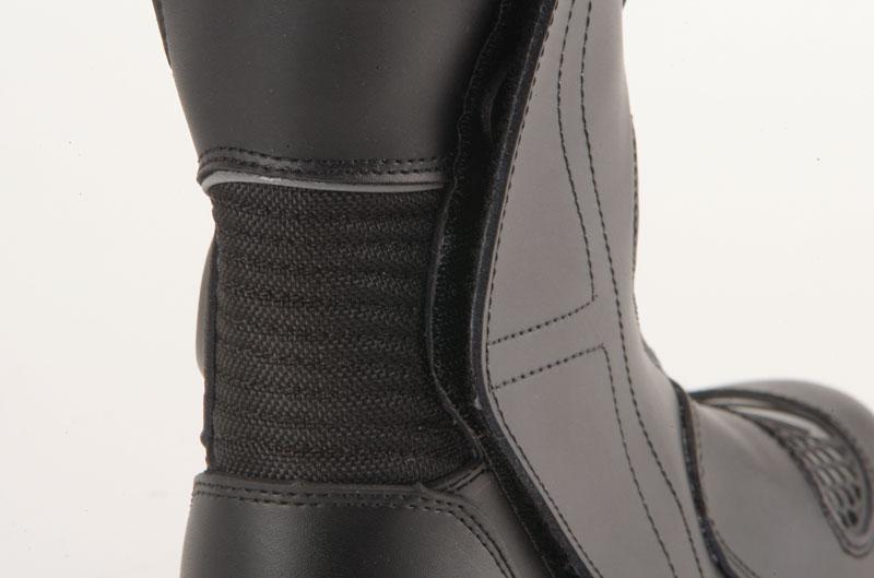 Informe botas de caña corta