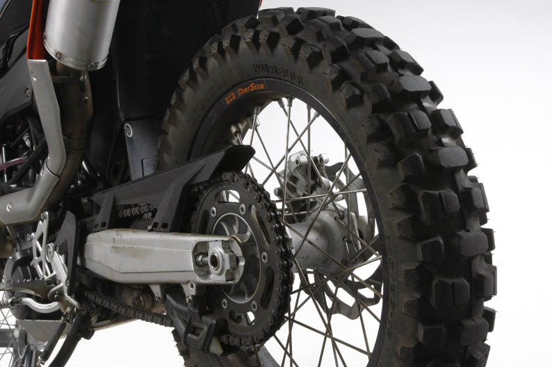 Preparar una KTM 690 Enduro