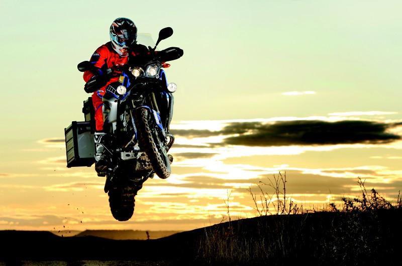 Yamaha Super Tènèrè. Galería de fotos