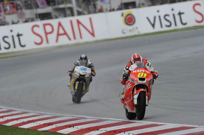 Gran Premio de Malasia 2012 de Moto2. Galería de fotos