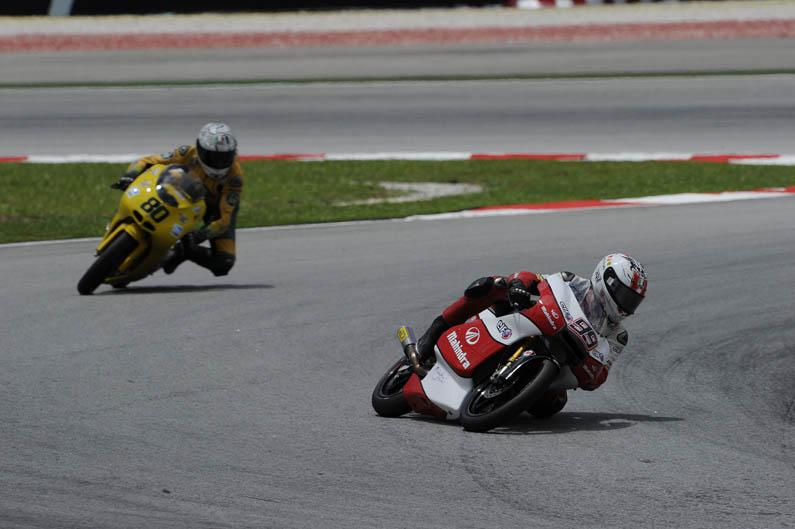Gran Premio de Malasia 2012 de Moto3. Galería de fotos