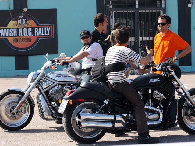 Prueba una Harley