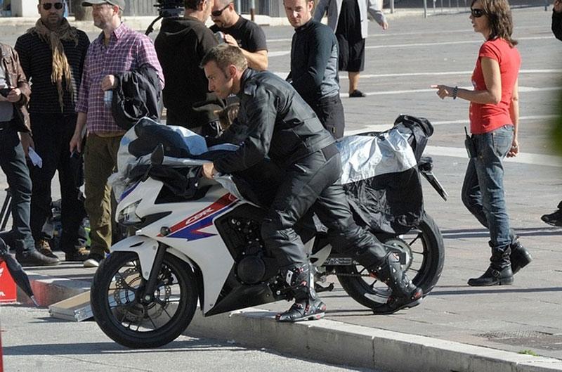 Nuevas Honda CB500
