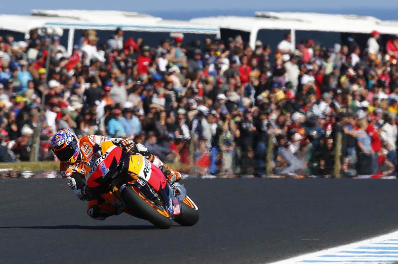 GP Australia MotoGP 2012. Galería de fotos