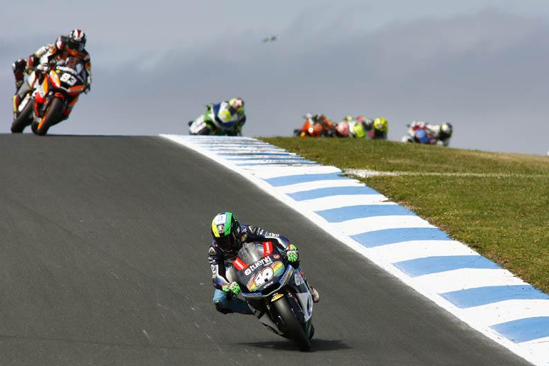 Gran Premio de Moto2 en Australia: galería de fotos