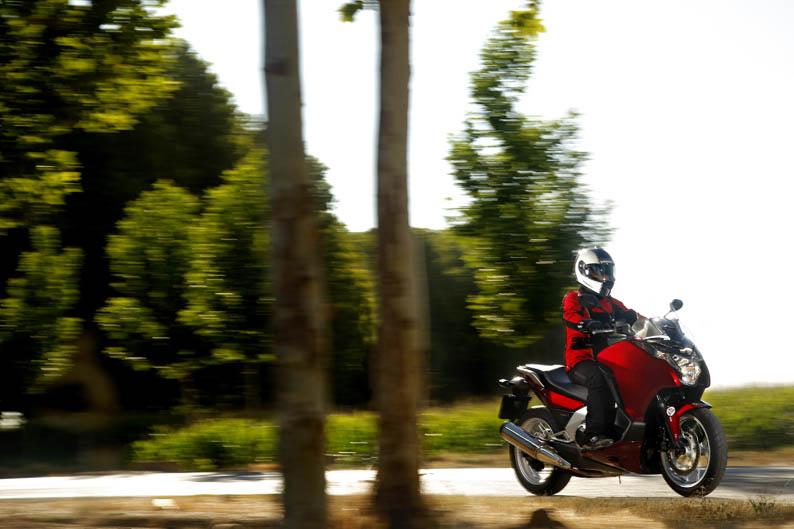 Honda Integra, prueba larga duración. Imágenes