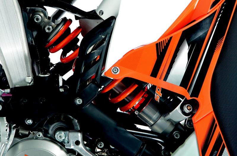 KTM 250 EXC. Galería de fotos