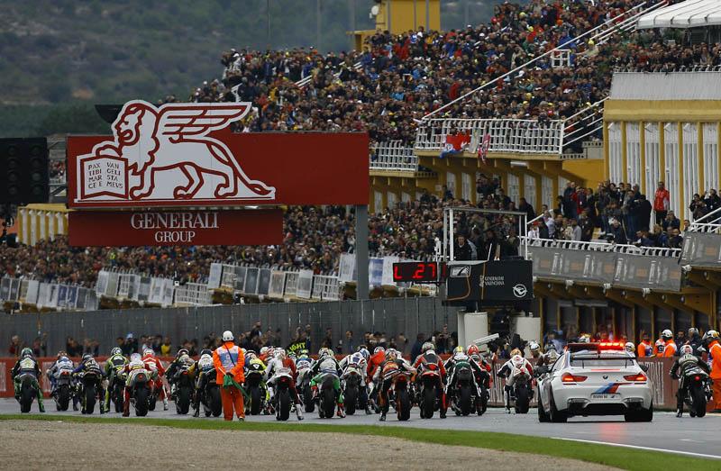 Gran Premio de Valencia de Moto2. Galería de fotos
