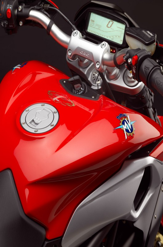 Novedades MV Agusta 2013. Galería de fotos