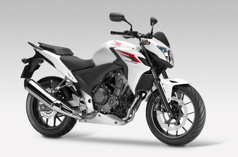 Honda CB500F 2013
