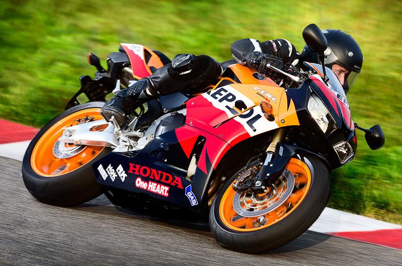 Novedades Honda 2013