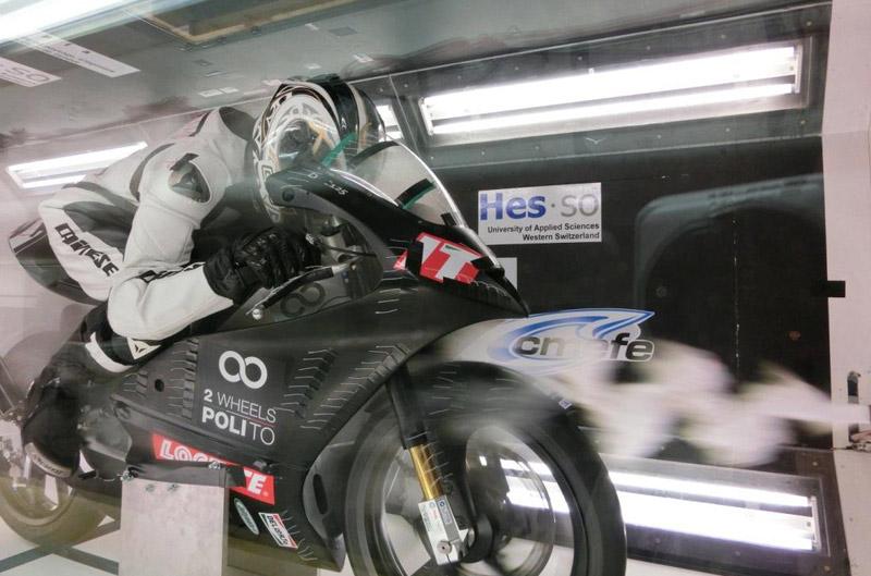 2Wheels Polito: la moto más laureada de MotoStudent