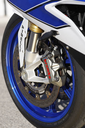 Frente a frente: BMW S1000RR, HP4, Ducati Panigale, Panigale S