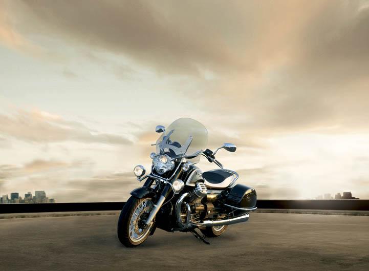 Guzzi California 1400 Touring y Custom. Galería de fotos.
