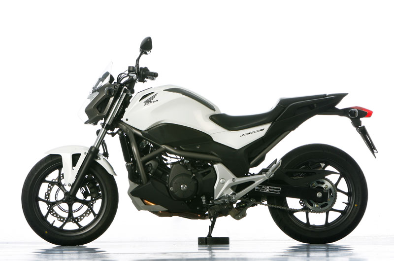 Honda NC700S DCT ABS