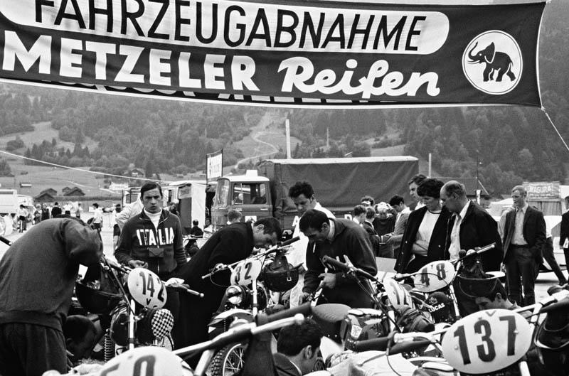 Calendario Metzeler