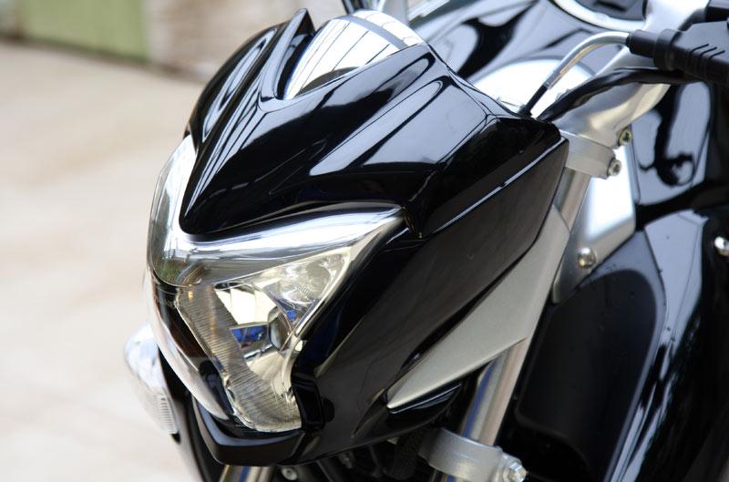 Primera prueba: Suzuki Inazuma 250. Galería de fotos