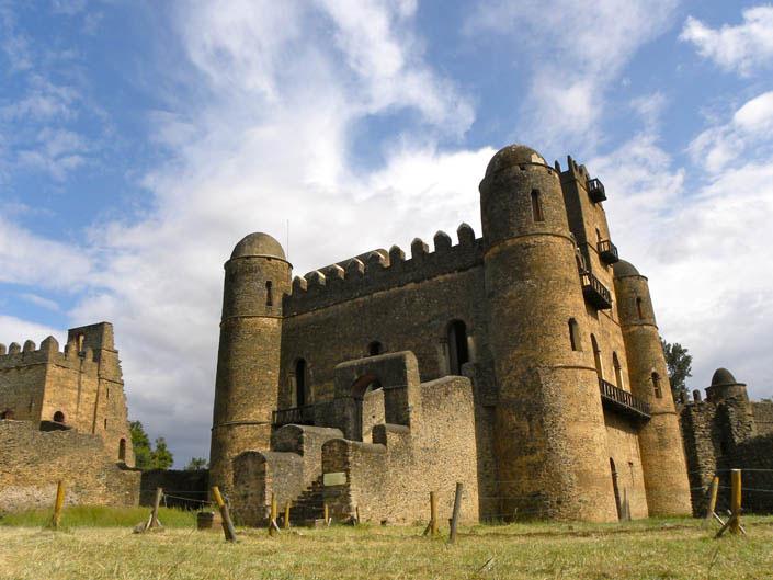 Castillo Gondar