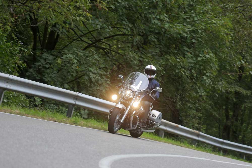 Moto Guzzi California 1400 Touring. Galería de fotos