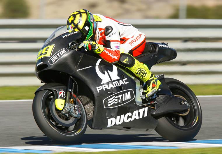 Entrenamientos MotoGP Jerez 2012. Galería de fotos