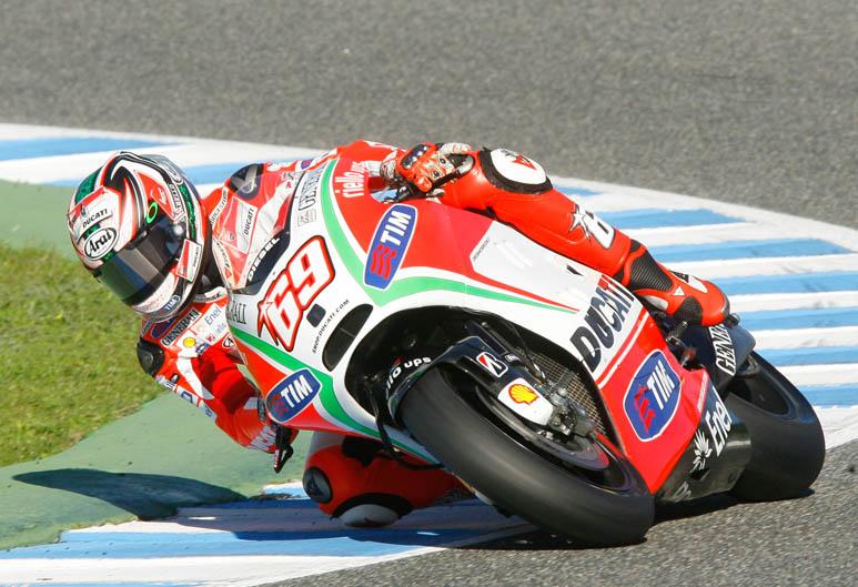 Nicky Hayden (Ducati)