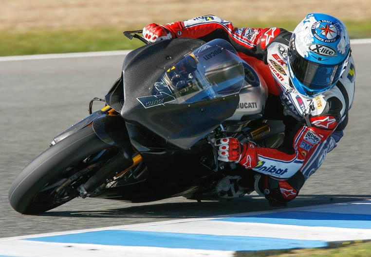 Entrenamientos Superbike Jerez 2012. Galería de fotos