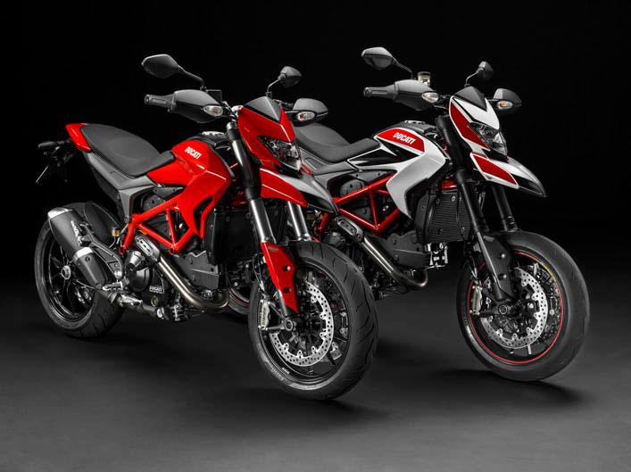 Ducati Hypermotard. Galería de fotos