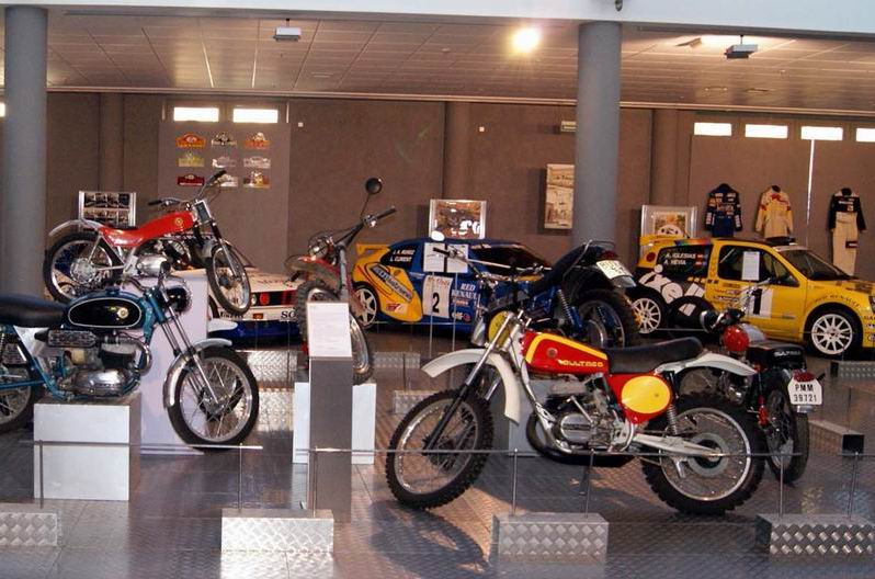 Museo de Historia de la Automoción de Salamanca. Galería de fotos