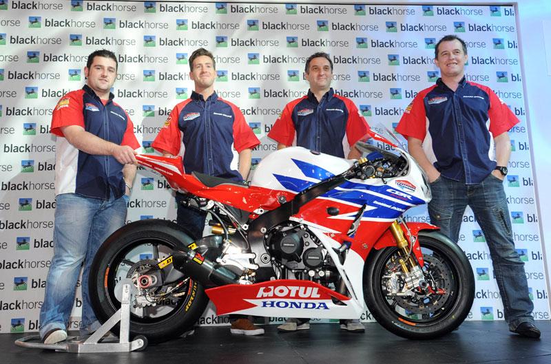 Presentación TT Legends