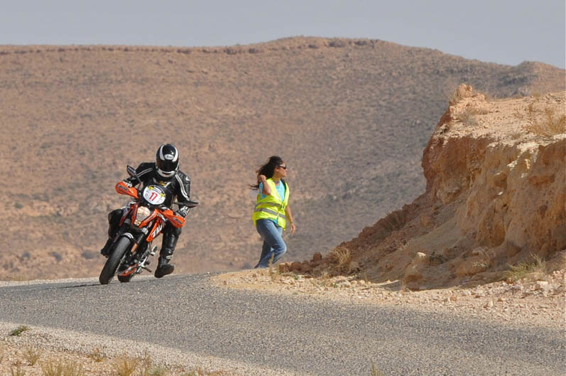 Tunisia Rally Tour 2012