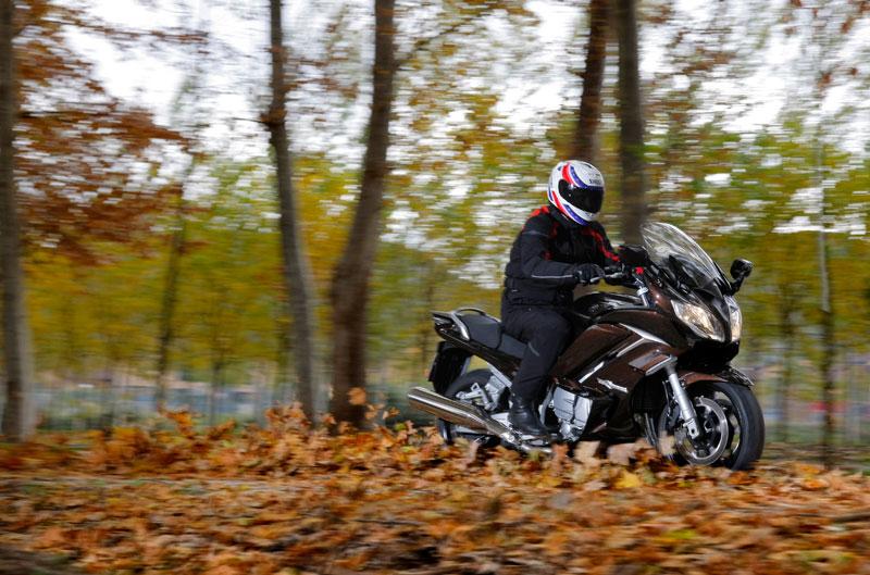 Yamaha FJR 1300. Galería de fotos